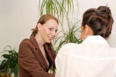 Betreuung durch eine Partneragentur