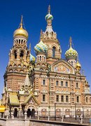 Beeindruckende Kirchen in St. Petersburg