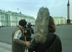 Fernsehteam